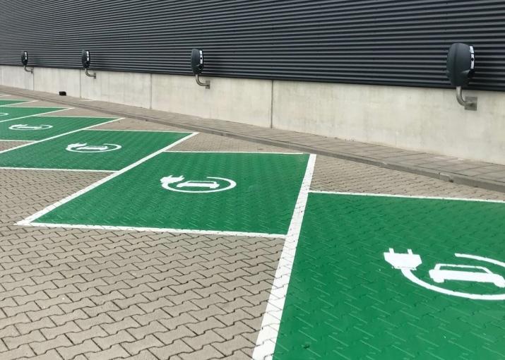 Achtergrond Parkeerplaatsen